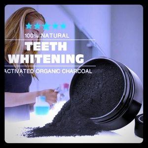 Teeth whitening 100% Natural Organic